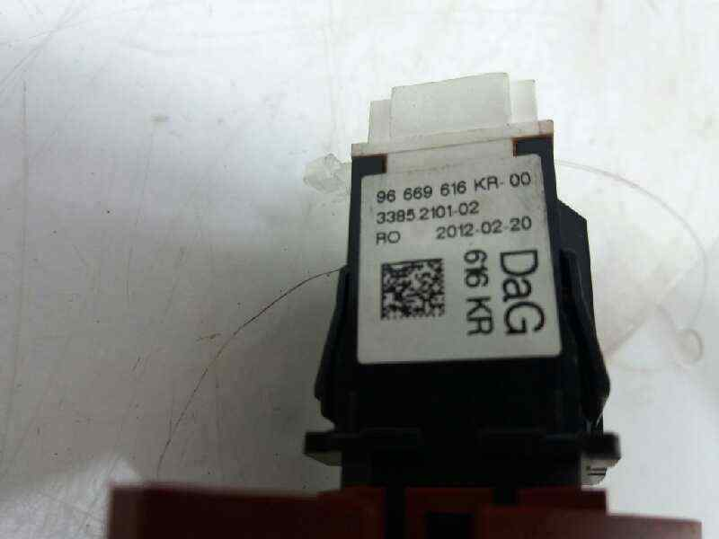 WARNING CITROEN C3 Tonic  1.4 HDi FAP (68 CV) |   01.12 - 12.15_img_2