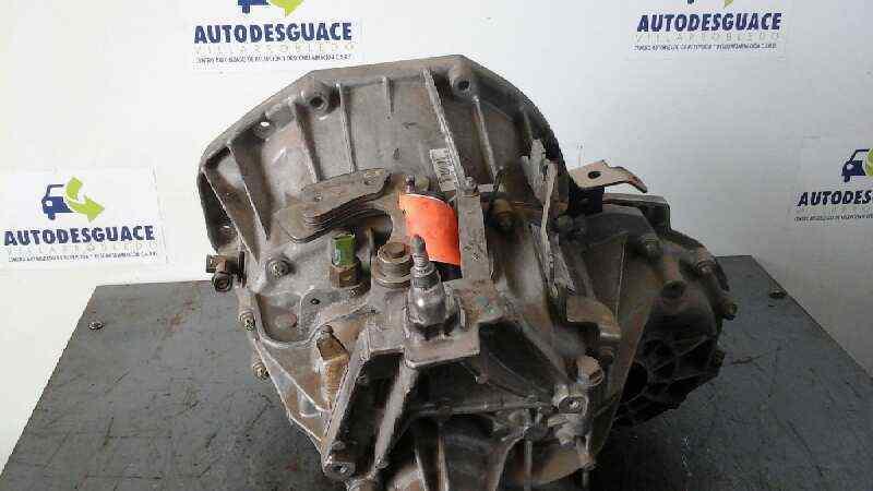 CAJA CAMBIOS RENAULT LAGUNA II (BG0) 2.0 dCi Diesel CAT   (150 CV) |   0.01 - ..._img_2
