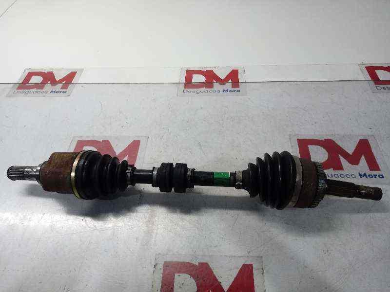 TRANSMISION DELANTERA IZQUIERDA NISSAN ALMERA (N16/E) Acenta  1.5 dCi Turbodiesel CAT (82 CV) |   12.02 - 12.04_img_0
