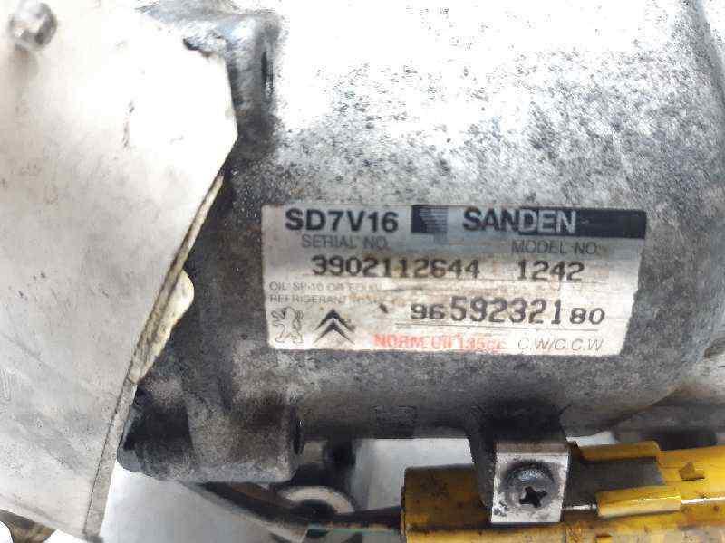 COMPRESOR AIRE ACONDICIONADO PEUGEOT PARTNER (S2) Combi Plus  1.6 16V HDi (90 CV) |   01.07 - ..._img_4
