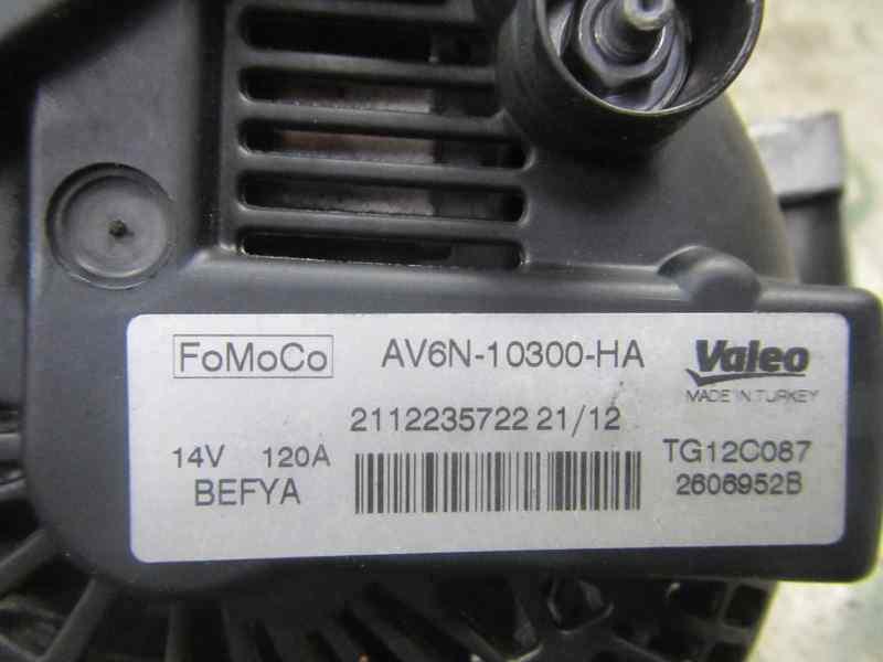 ALTERNADOR FORD FOCUS LIM. (CB8) Ambiente  1.6 16V Ti-VCT CAT (105 CV) |   0.10 - ..._img_3