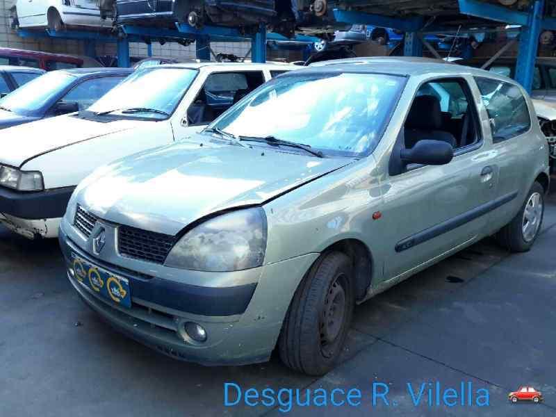 RENAULT CLIO II FASE II (B/CB0) Expression  1.5 dCi Diesel (65 CV) |   06.01 - 12.03_img_0
