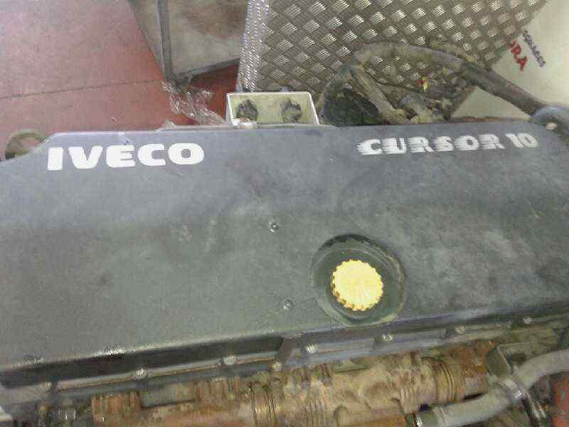 MOTOR COMPLETO IVECO STRALIS 450 AT 440S45TÑP        ... - ... _img_3
