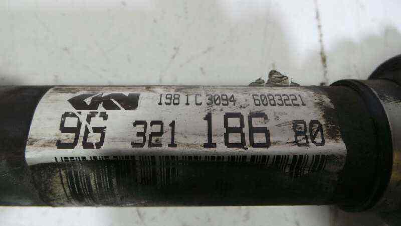 TRANSMISION DELANTERA DERECHA CITROEN XSARA BERLINA 1.6 16V Chrono   (109 CV) |   01.01 - ..._img_1