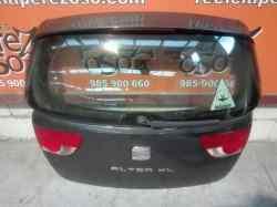 porton trasero seat altea xl (5p5) reference 1.9 tdi (105 cv) 2009-2009