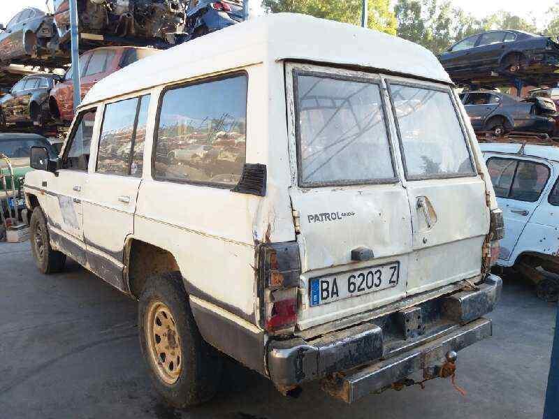 NISSAN PATROL (K/W260) Largo TA  2.8 Diesel (95 CV)     03.89 - 12.98_img_2