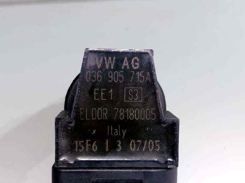 BOBINA ENCENDIDO VOLKSWAGEN POLO (9N1) GT  1.4 16V (75 CV) |   06.04 - 12.05_img_2