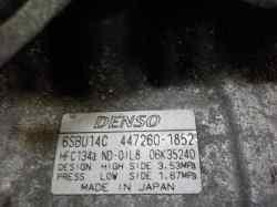 COMPRESOR AIRE ACONDICIONADO BMW SERIE 1 BERLINA (E81/E87) 118d  2.0 Turbodiesel CAT (143 CV) |   03.07 - 12.12_mini_3